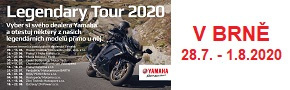Yamaha Legendary Tour 2020